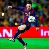 Messi makes big players look foolish.