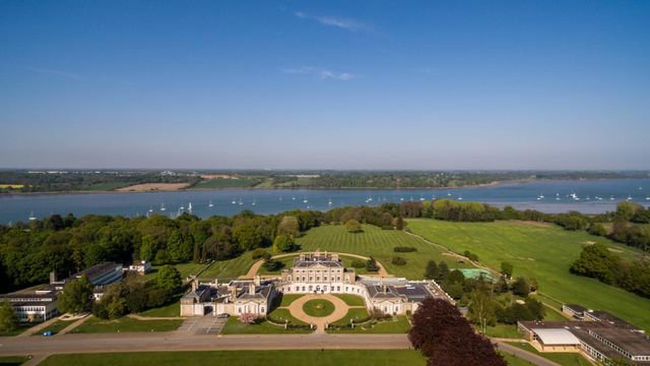 See inside beautiful stately home near Ipswich