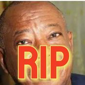 Another Top Nigerian Journalist Is Dead