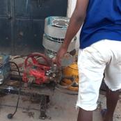 Daloa/Incendie au quartier Sissoko: plusieurs victimes dénombrées.