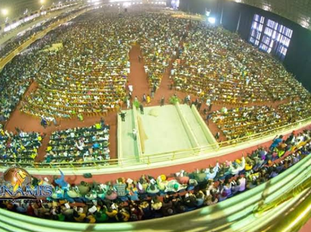 Check Out The Biggest Church Auditorium In The FCT