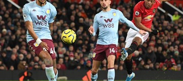 What TV channel is Aston Villa vs Manchester United on? Team news, kick-off time, live stream details and predictions