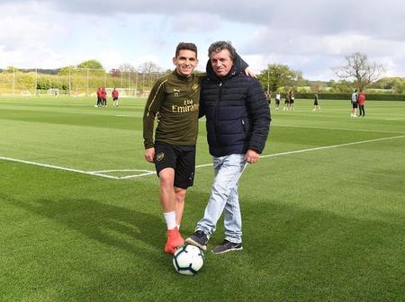 Lucas Torreira's Dad Begs Arsenal To Allow Summer Transfer Home After Mother's Death