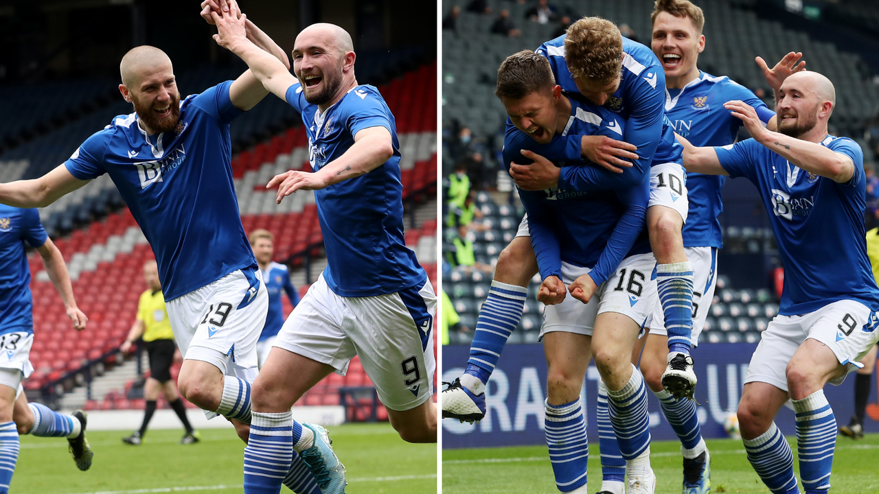 St Johnstone reach Scottish Cup Final as they dream of incredible Double