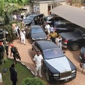 The CEO Of Five Star Groups And His Brother Host Family At Their Palatial Home In Uli, Anambra State