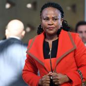 Concrete Evidence of Misconduct or Incompetence Found Against Public Protector Busisiwe Mkhwebane.