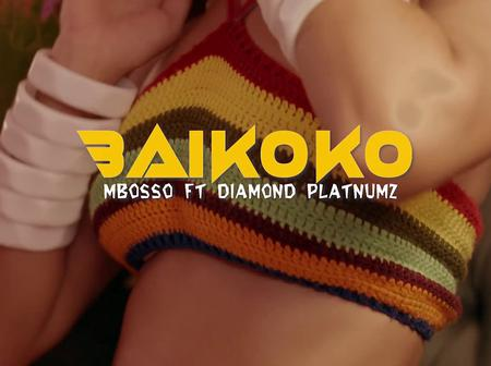 Another Milestone For Mbosso As He Hits This Youtube Record Following ''Baikoko'' Hit