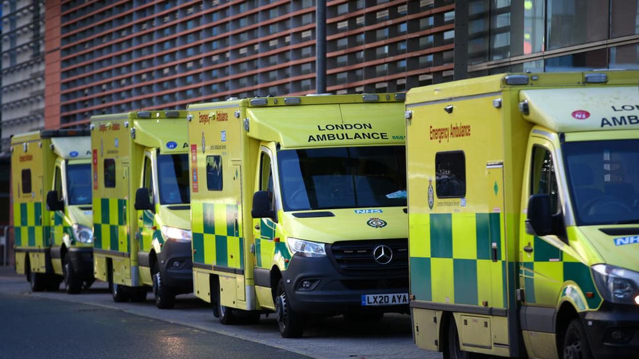 London hospitals treating 1,000 more Covid patients since Christmas Eve