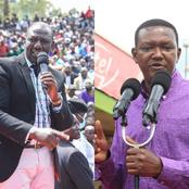 Governor Mutua Breaks Silence on Supporting Ruto's UDA Candidate in The Machakos County By-election