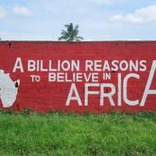 OPINION - We Have a Lot of Reasons to Believe in Africa as Africans