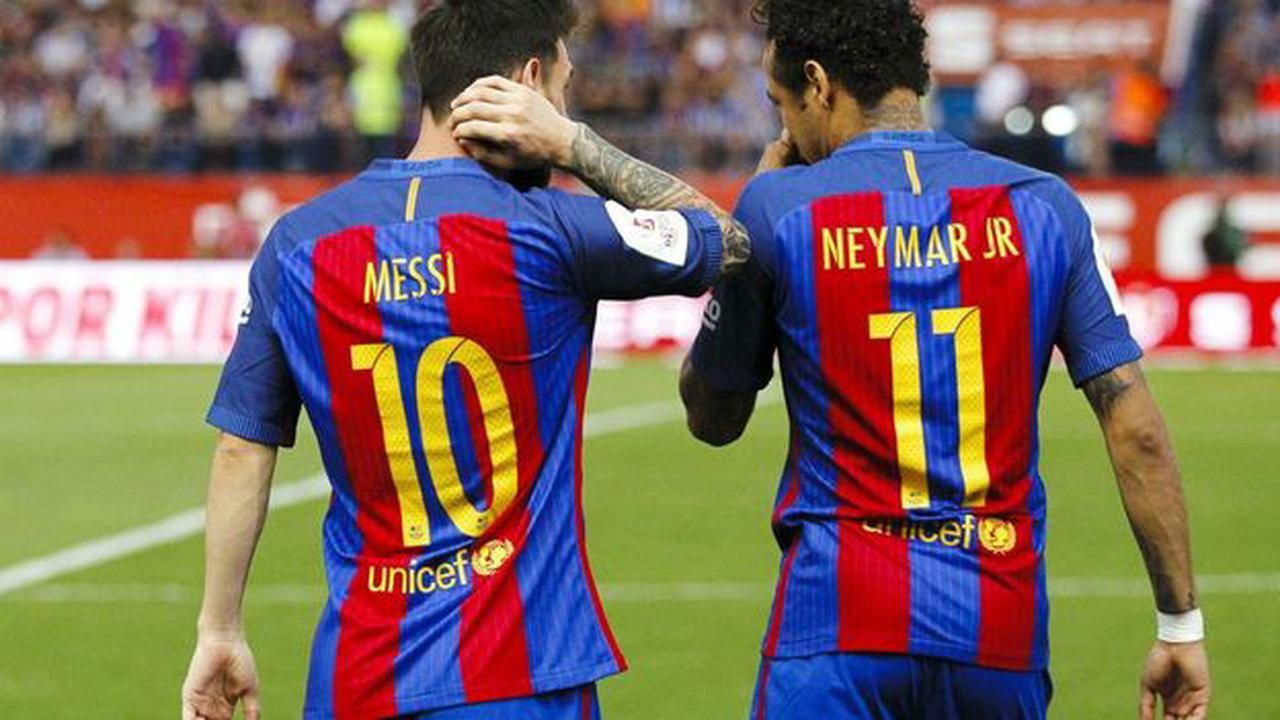 Mercato - PSG : Le scénario se précise pour la reconstitution du duo Neymar-Messi