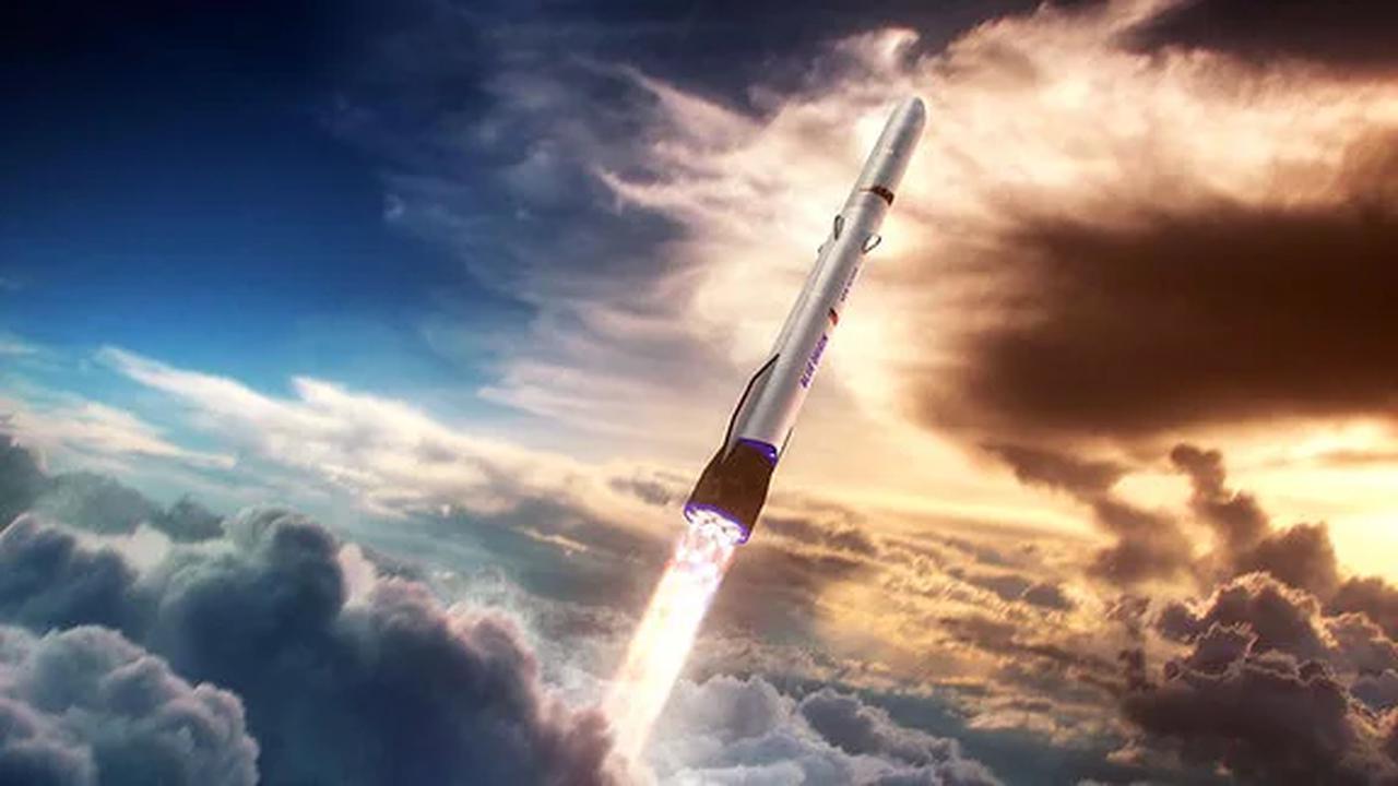 Rotierende Raumstationen: Blue Origin will künstliche Schwerkraft herstellen