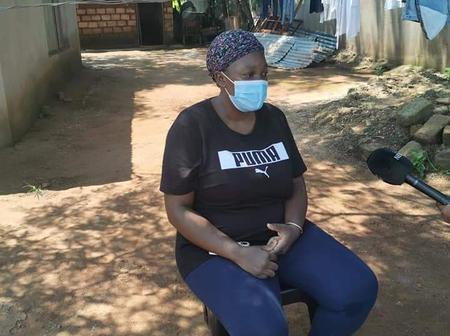 A 29 year old Claims she lost her baby at Government Hospital When Nurses Hit Her.