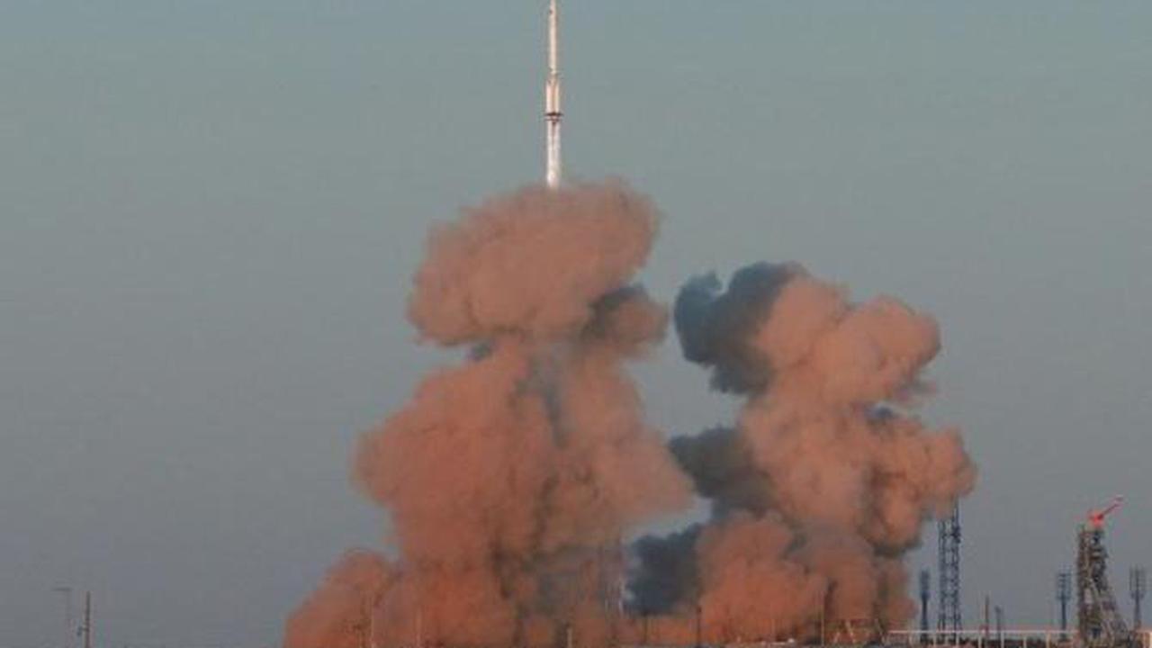 La Russie lance un nouveau module scientifique vers l'ISS