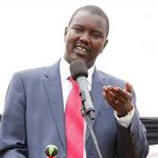 Mandago: Don't Celebrate Because of Bbi, to Me It's Inconsequential and Waste of Public Money