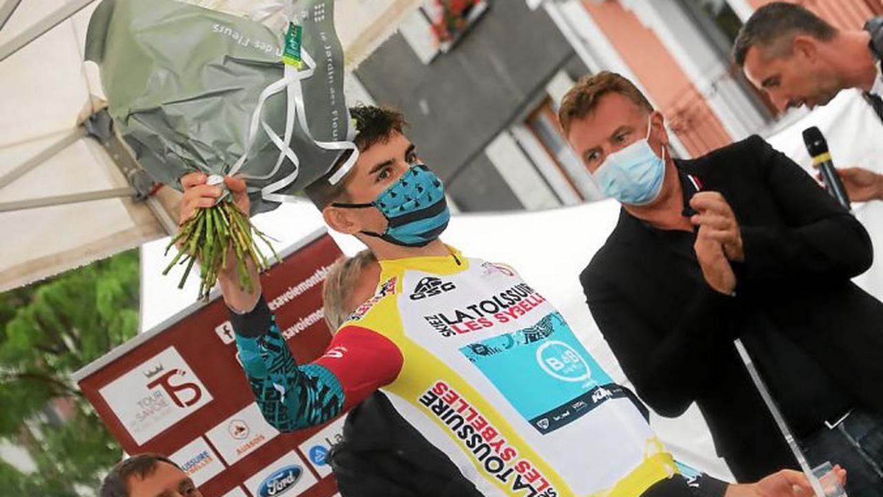Cyclisme. Tour de Savoie Mont-Blanc: Maxime Chevalier à l'ouverture