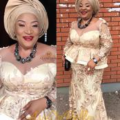 Mothers, These Elegant Dress Styles Are For You (Photos)
