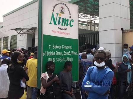 The Evil That Happens At NIN Registration Centers: This Is Why It Is So Difficult To Register