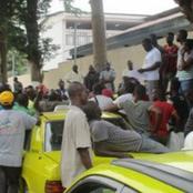 2 morts dans une bagarre de gnambros pour le contrôle de la nouvelle gare du CHU d'Angré