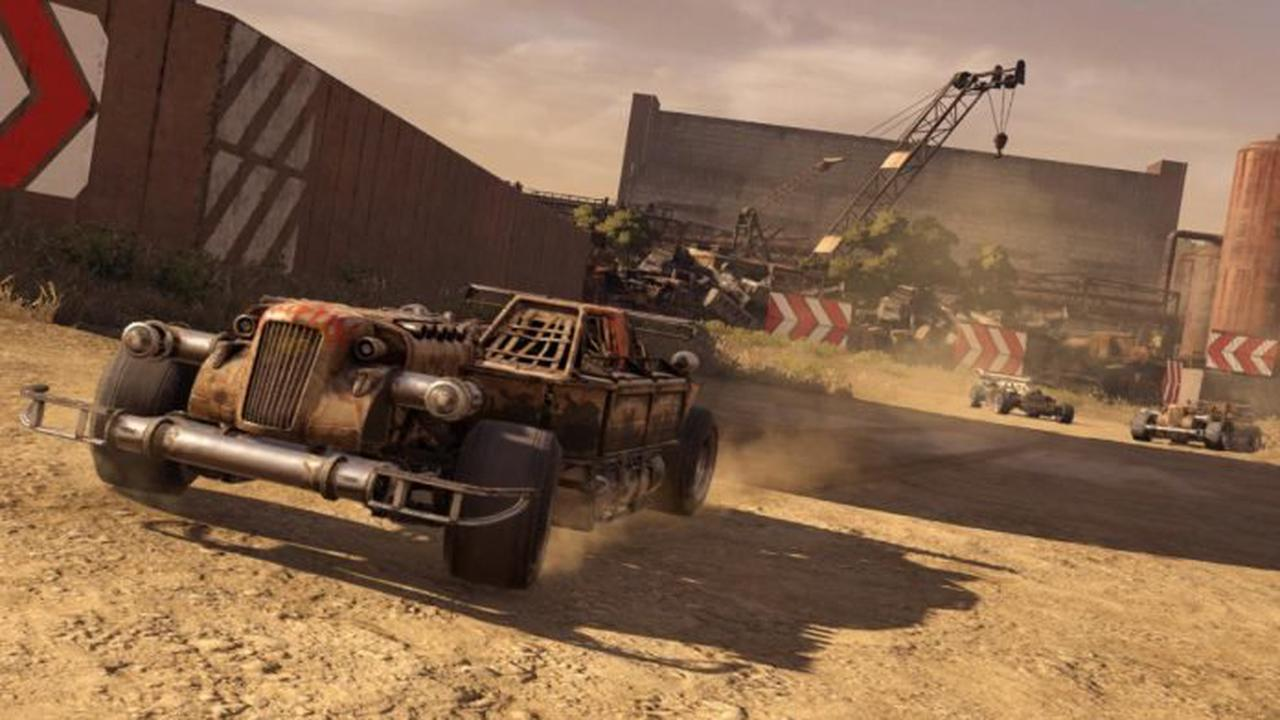Extra focal point on Crossout !: its new struggle layout will give extra  affect to every recreation - Opera News