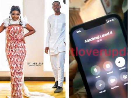 Lateef Adedimieji Debunks Relationship With Fellow Actress Bimpe On A Phone Conversation