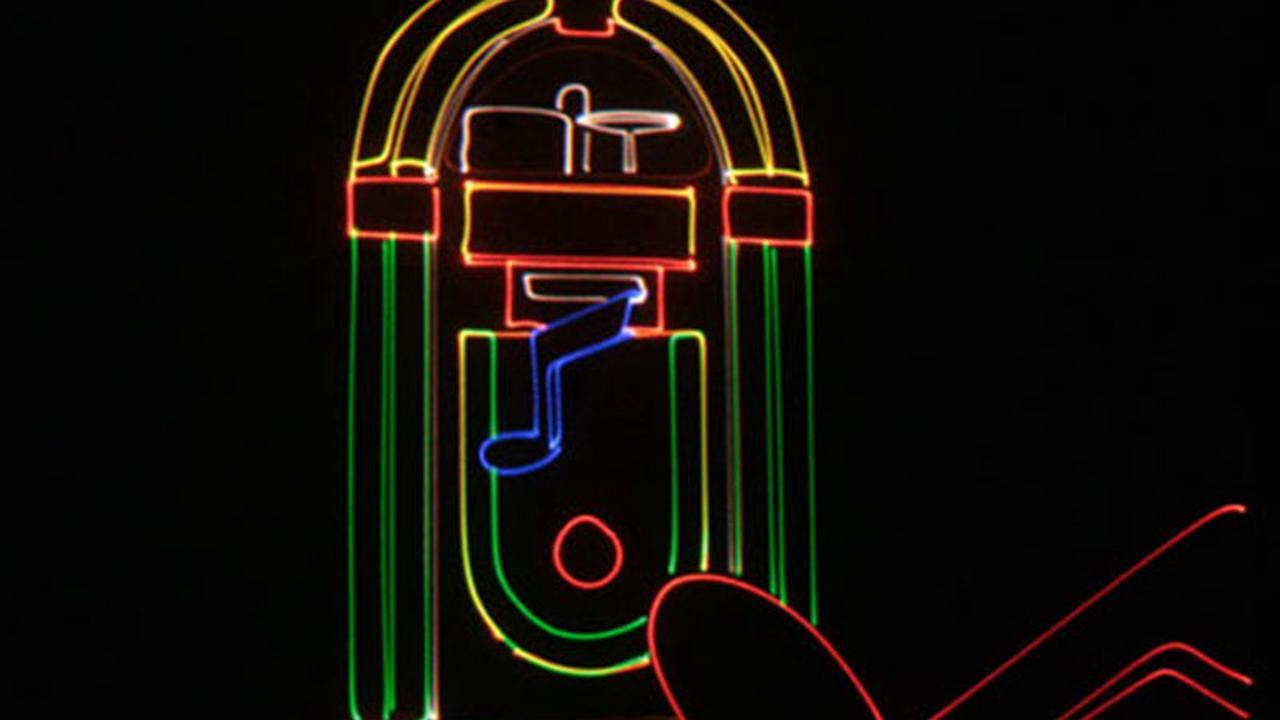 Planetarium Laser Show: Laser Classic Rock