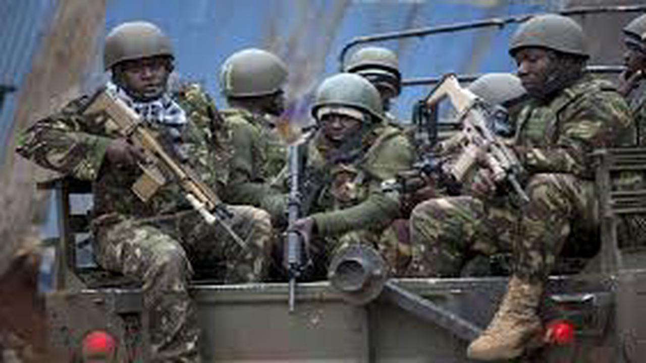 Salary Kenya Defence Forces Officers Allegedly Earn Per Month In 2021