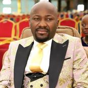 See the prayer Apostle Suleman prayed for those who ordered the killing of youths at Lekki toll gate
