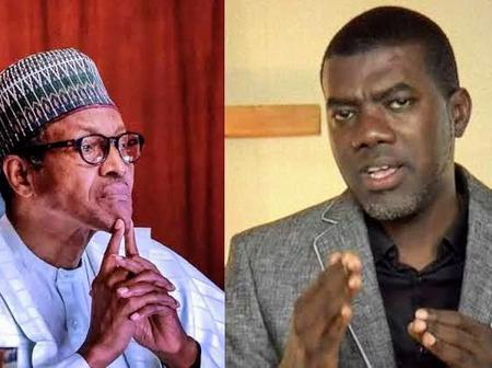Reactions As Reno Omokri Drags Buhari On Social Media, See What He Told Buhari