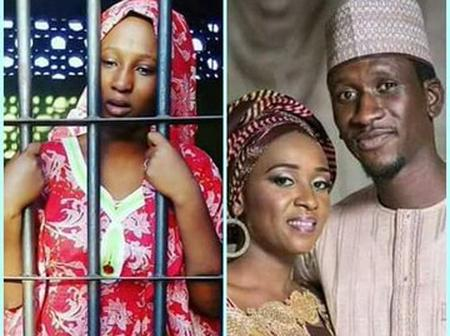 Maryam Sanda Heads To Supreme Court After Appeal Court Upholds Death Sentence