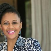 Basetsana Kumalo has been through a lot in life but God has never given up on her, see why it that.