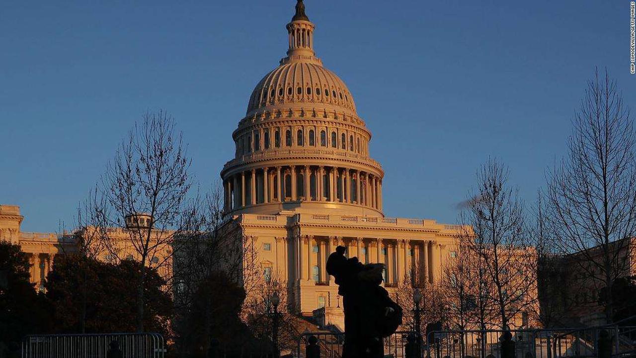Covid relief push: Senate preparing for series of politically tough amendment votes before voting on relief bill