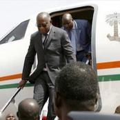 Avant l'arrivée de Gbagbo, un membre  de l'opposition rentre du bercail