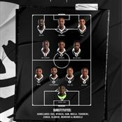 'Linda Mntambo To Play As A Striker?' - Lineup For Orlando Pirates