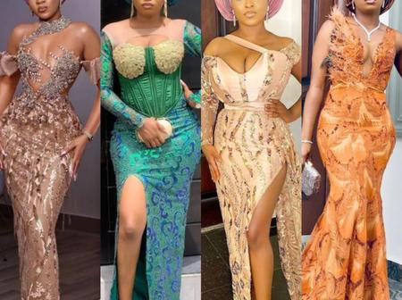 30 Beautiful Shots Of Excellent AsoEbi Designs Outfit For Exotic Ladies To Rock To Occasions
