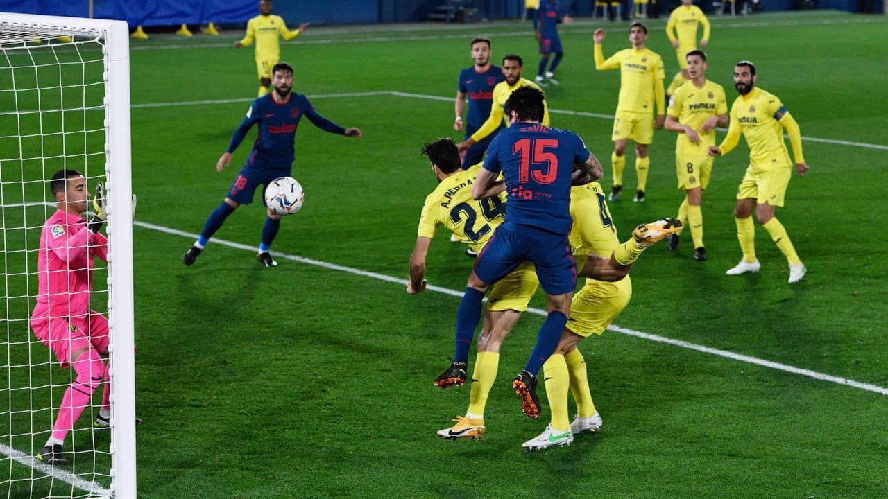 WATCH: Maren Mjelde spot kick opens the scoring for Chelsea against Atlético