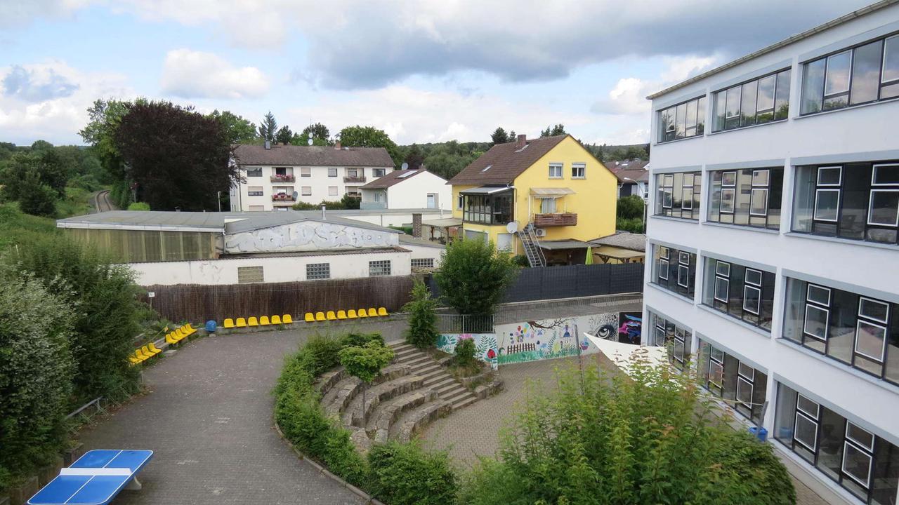 Kelkheim: Richter-Schule: Container-Bau als Übergangslösung
