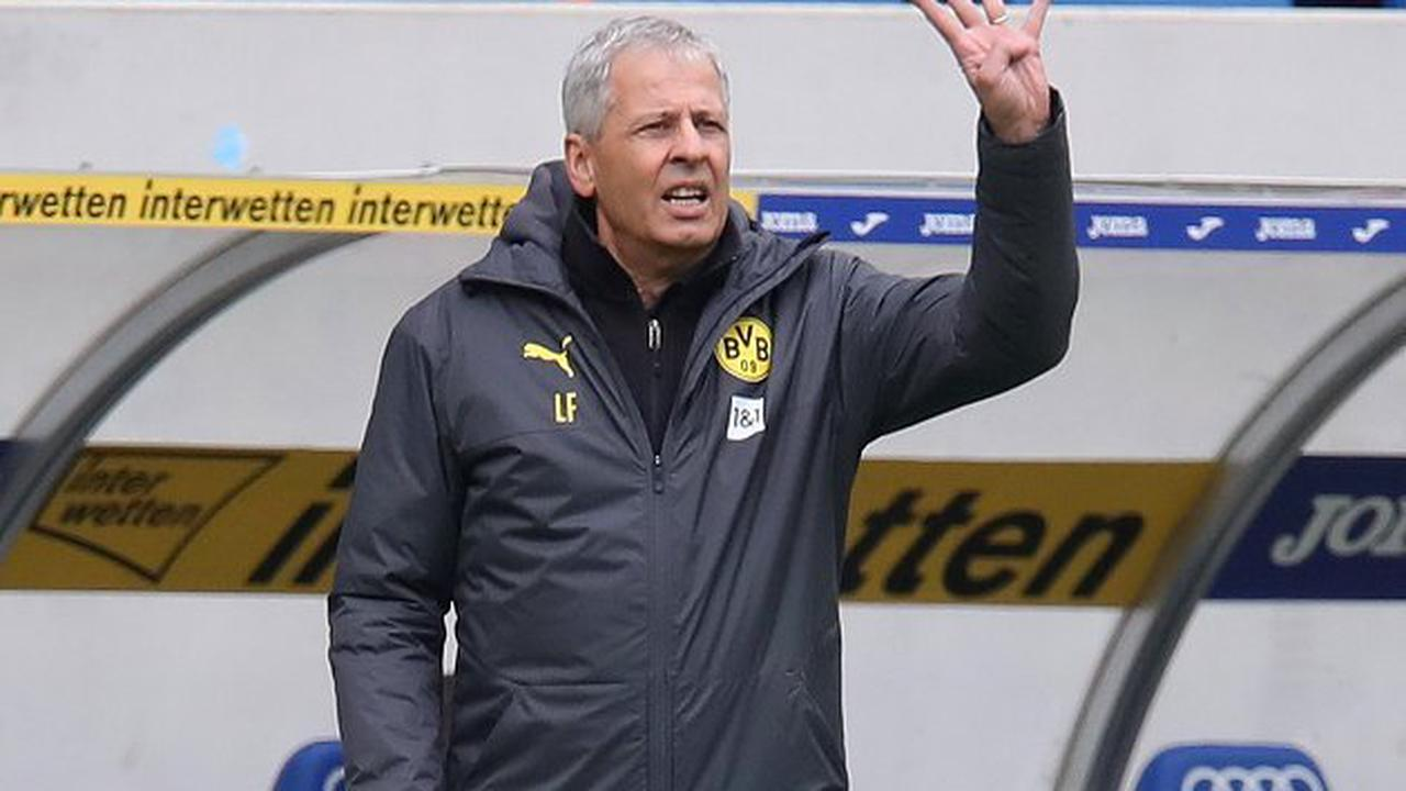 Crystal Palace holding positive talks with ex-BVB coach Favre