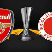 Arsenal Players To Face Slavia Prague Revealed
