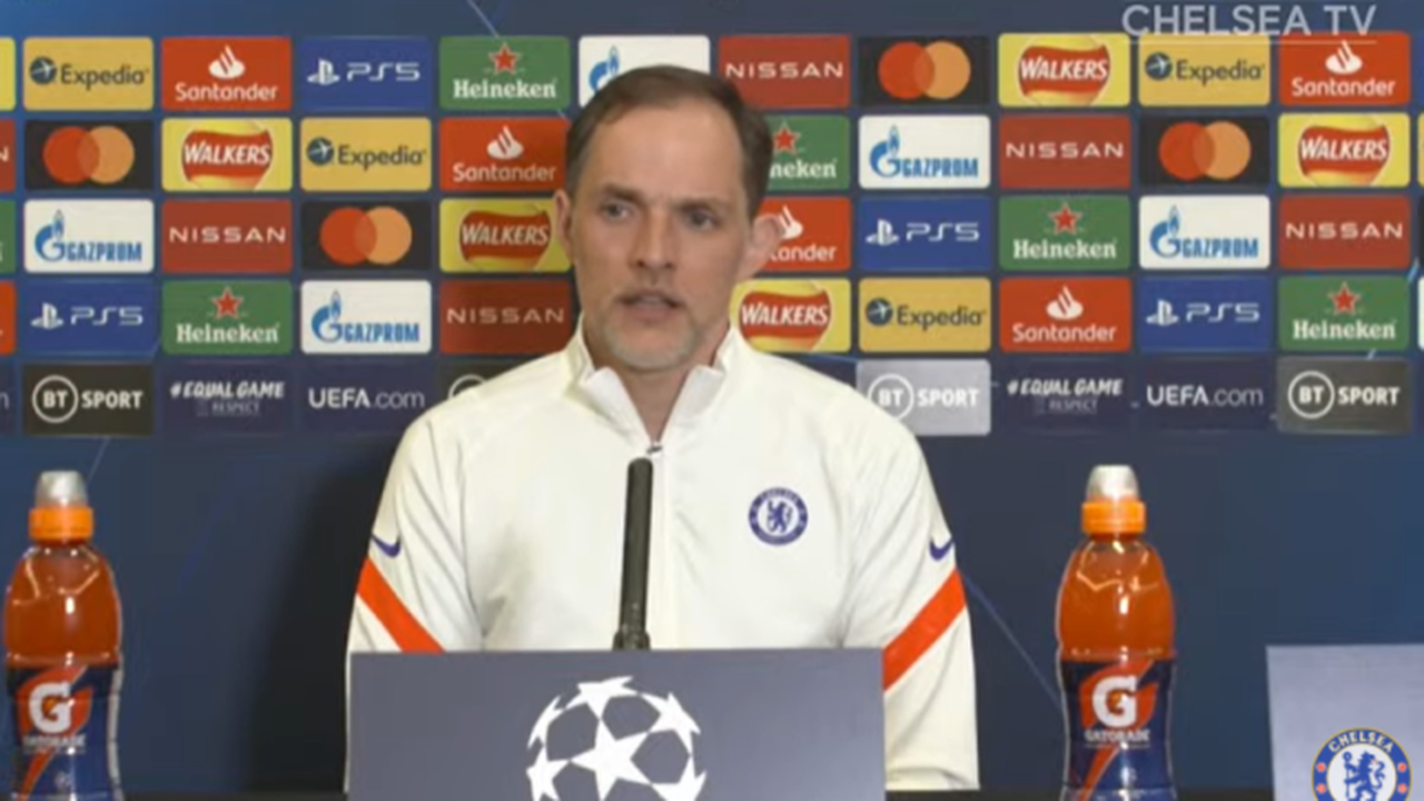 Thomas Tuchel names three Chelsea players 'you don't want to fight'