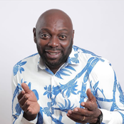 Lovely Photos of Nollywood Actor Segun Arinze, His Wife and Six Kids