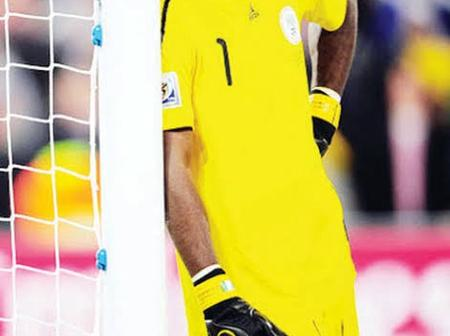 Prominent NFF Official gave me 'Voodoo' at 2013 AFCON - Enyeama