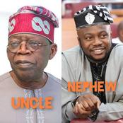 Meet the nephew of Bola Tinubu who is also a politician (Photos)