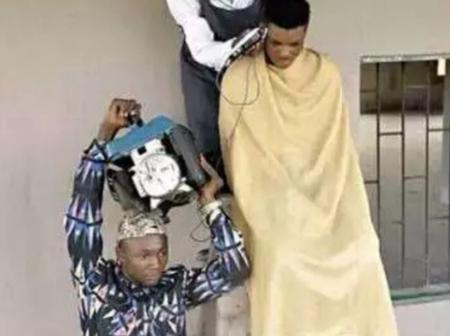 Funny Jokes About Different Types Of Barbers You May Find In Nigeria
