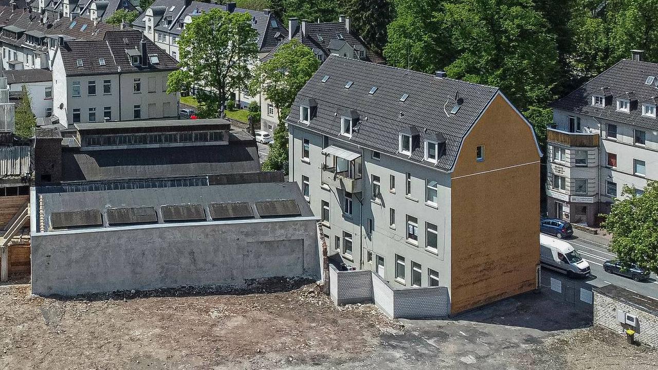 Uellendahler Straße in Wuppertal: Rätselraten um Lidl