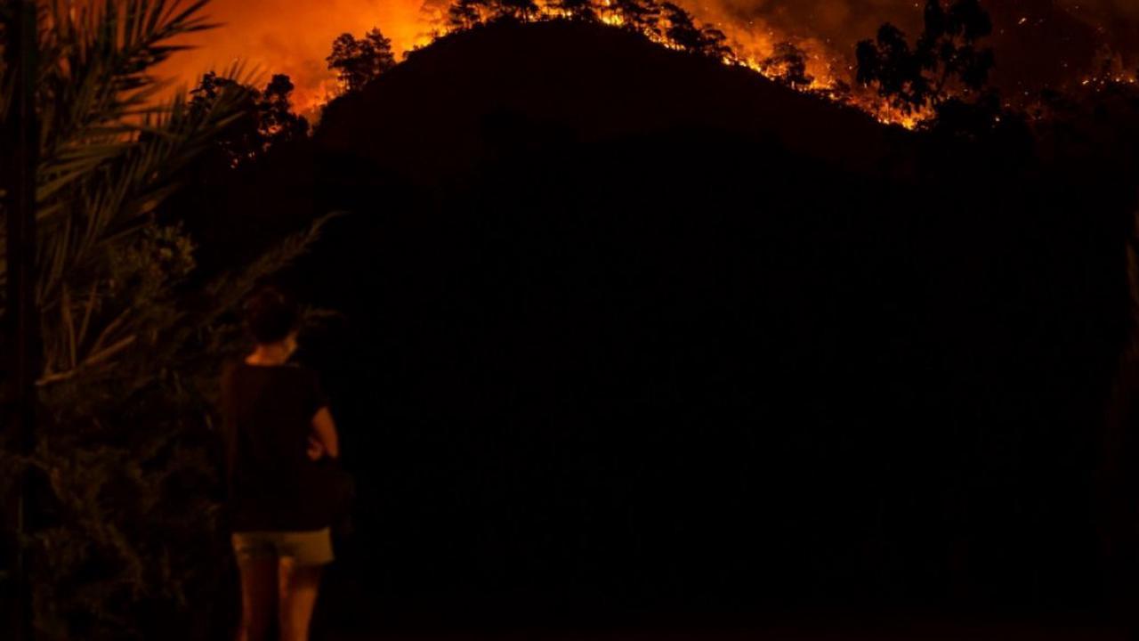 Marmaris (Turquie) (AFP). Incendies: l'UE envoie trois bombardiers d'eau en Turquie