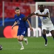 What Jorginho Did In Porto Match That Only One Other Chelsea Player Has Ever Achieved