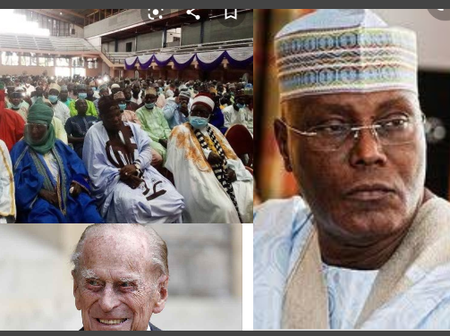 Today's Headlines: It's Our Turn To Become Nigeria's President-NCP, Atiku Mourns  Philip's Death