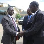 Raila Odinga's Company Employee Causes Drama in Court After Locking Himself in the Toilet
