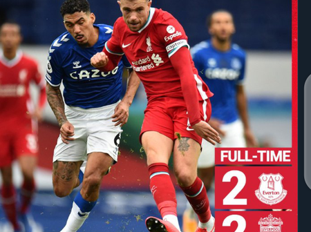 5 key talking points from the Merseyside derby as Calvert Lewin rescues a point for Everton.